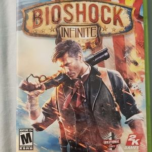 BioShock Infinite on Xbox 360